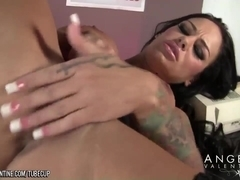 Angelina Valentine off to PornStar School