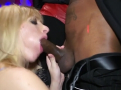 Incredible pornstars Candy Sue, Mia Melone and Cindy Dollar in exotic blonde, lesbian adult movie
