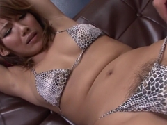 Exotic Japanese slut Akiho Nishimura in Horny JAV uncensored Facial clip
