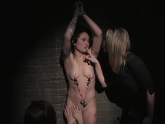 Incredible fetish xxx clip with horny pornstars Princess Donna Dolore, Isis Love and Syd Blakovich.