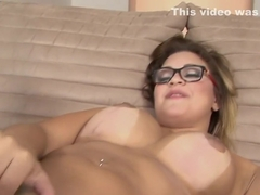 Incredible pornstar Anny Lee in hottest facial, cunnilingus adult video
