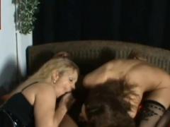 Horny pornstar in Amazing Threesomes, Interracial adult movie