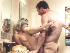 Arya Fae & Ryan McLane in Highway Home Scene 3 - DigitalPlayground