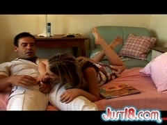 Just18 Video: Carla Denise & Victor Solo