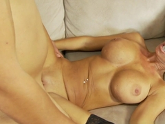 Incredible pornstar Kasey Storm in Hottest MILF, Stockings adult clip