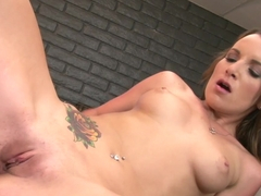 Exotic pornstar Jenna Rose in Crazy Big Tits, Facial porn video