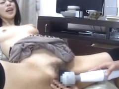 Crazy Japanese whore Ann Yabuki, Juria Tachibana, Miki Ito in Incredible Couple, Lingerie JAV scene