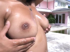 Ebony Amateur With A Banging Body Fucked...