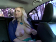 Danielle Delaunay with her huger tits feel very hot and horny