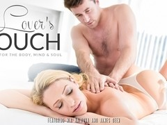 Mia Malkova & James Deen in A Lover's Touch Video