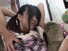 Incredible pornstar Arisa Suzuki in crazy asian, threesome sex clip