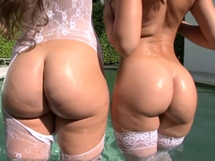 Rachel Starr Ass Parade