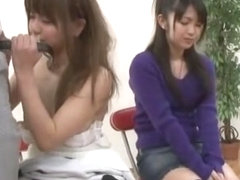 Best Japanese chick Koharu Yuzuki, Aya Kiriya, Michiru Kobayashi in Hottest Public JAV video