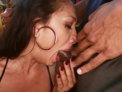 Amazing pornstars Evan Stone, Marco Banderas, Vicki Chase in Exotic Asian, Gangbang adult video