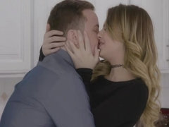Teen Jillian Janson gets ass pounding