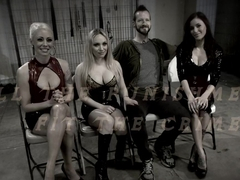 Incredible fetish xxx video with best pornstars Maitresse Madeline Marlowe, Lorelei Lee and Aiden .