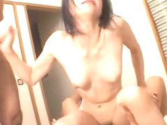 Fabulous Japanese girl Maki Hojo in Best JAV video