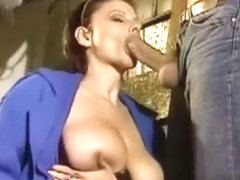 Fabulous pornstar in best european, straight porn scene