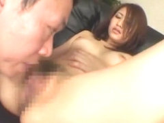 Fabulous homemade Cunnilingus, Small Tits adult scene
