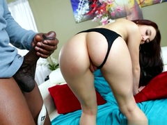 Crazy pornstars Mandy Muse, Lexington Steele in Fabulous Interracial, Anal sex video