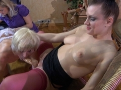 StraponSissies Video: Sibylla and Susanna