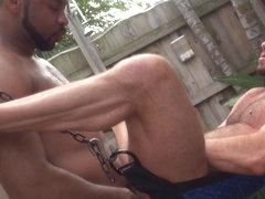 Midget double penetration sexy fingering