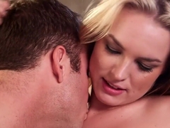 Horny pornstar Allison Moore in fabulous cunnilingus, cumshots adult movie