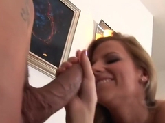 Horny pornstar Haley Cummings in hottest cumshots, blowjob xxx movie