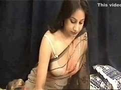 Lavanya Bhabi Hot Web Camera Show