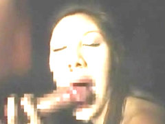 Crazy Japanese slut Azusa Ayano in Incredible Lingerie, Blowjob JAV clip