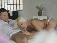 Amazing pornstar Jessie Volt in Crazy Romantic, Facial adult scene