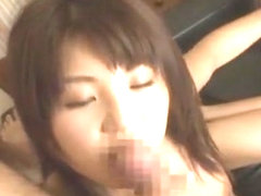 Exotic Japanese girl Azumi Harusaki in Incredible Big Tits, Lingerie JAV movie