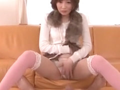 Crazy Japanese model Mei Kago in Hottest Fetish, Foot Fetish JAV movie