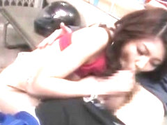 Exotic Japanese whore Aki Anzai in Hottest Hairy, Big Tits JAV scene