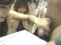 Best Japanese model An Nanba in Amazing Handjobs, Small Tits JAV video