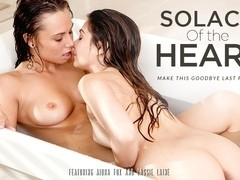 Cassie Laine & Aidra Fox in Solace Of The Heart Video