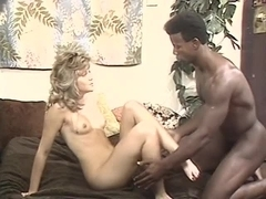 Gail Force, Kim Alexis, Tiffany Storm in vintage sex movie