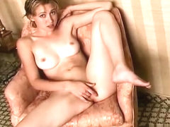 Lucy tremendous natural breasts and orgasm