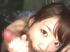 Incredible Japanese slut Mayuka Akimoto in Crazy Blowjob/Fera, Showers JAV scene