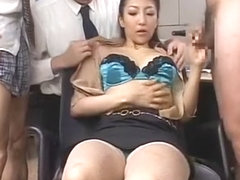 Hottest Japanese girl in Amazing Blowjob/Fera, Handjobs JAV scene