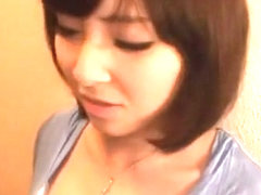 Exotic Japanese whore Yuzu Shiina in Amazing Blowjob, POV JAV movie