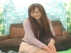 Horny Japanese girl in Fabulous Softcore JAV scene