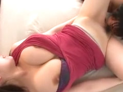 Exotic Japanese girl Aika Suzuki in Best Cunnilingus JAV movie