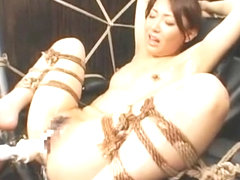 Amazing Japanese girl Mami Asakura in Fabulous Dildos/Toys, BDSM JAV movie