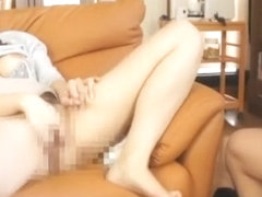 Incredible Japanese girl Maki Amemiya, Minako Uchida, Imai Natsumi in Amazing Solo Female, Masturb.