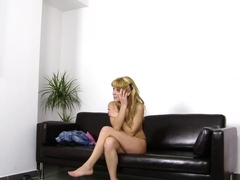 Jakeline Teen in Blonde newbie