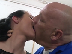 Crazy pornstar Cassie Young in Hottest Facial, Brunette adult movie