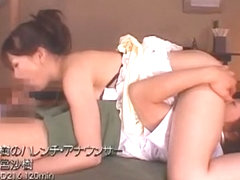 Best Japanese girl Karen Kisaragi in Incredible Compilation JAV video
