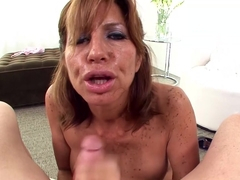 Horny pornstar Tara Holiday in Fabulous Blowjob, Mature adult video