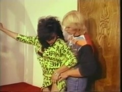 This vintage tranny bitch is a super hot lover